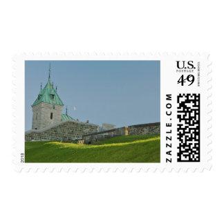 North America, Canada, Quebec, Old Quebec City. 2 Stamp