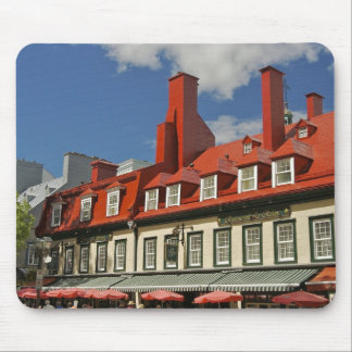North America, Canada, Quebec, Old Quebec City. 3 Mouse Pad