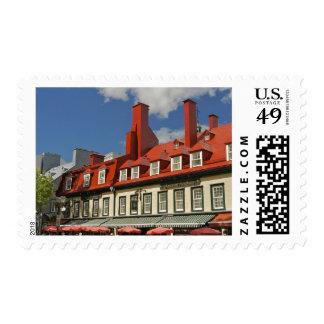North America, Canada, Quebec, Old Quebec City. 3 Postage