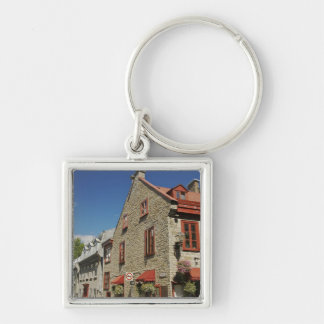 North America, Canada, Quebec, Old Quebec City. Keychain