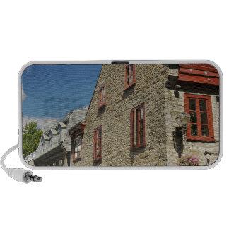 North America, Canada, Quebec, Old Quebec City. Travelling Speaker