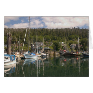 North America, Canada, Queen Charlotte Islands, 4 Card