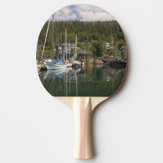 North America, Canada, Queen Charlotte Islands, 4 Ping Pong Paddle