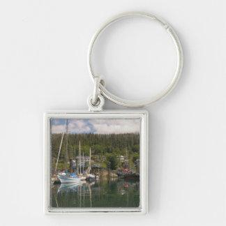 North America, Canada, Queen Charlotte Islands, 4 Keychain