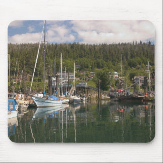 North America, Canada, Queen Charlotte Islands, 4 Mouse Pad