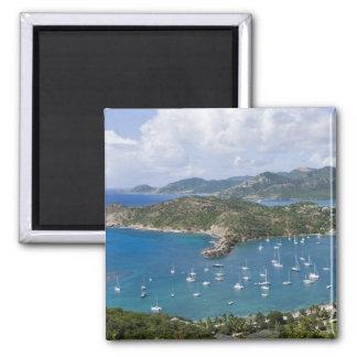 North America, Caribbean, Antigua. English Fridge Magnets