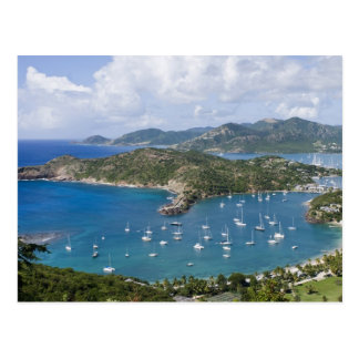 North America, Caribbean, Antigua. English Postcard