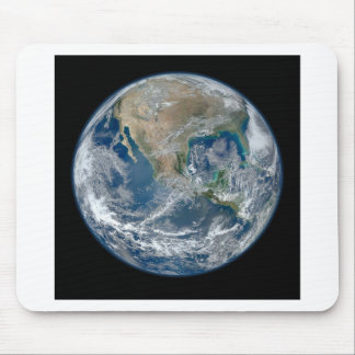 North_America_from_low_orbiting_satellite_Suomi_NP Mouse Pad
