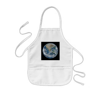 North America from Space Kids' Apron