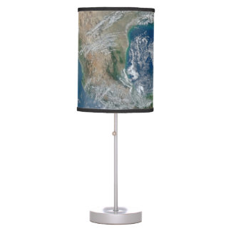 North America from Space Lamp
