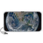 North America from Space Mp3 Speakers