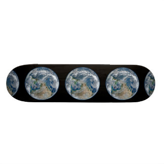 North America from Space Skate Deck