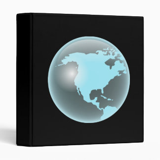 North America Glass Globe Binder