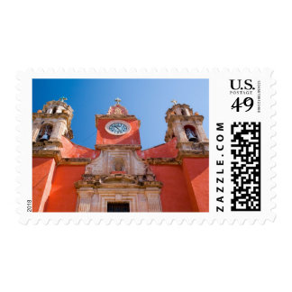 North America, Mexico, Guanajuato. Shrine of Postage Stamps