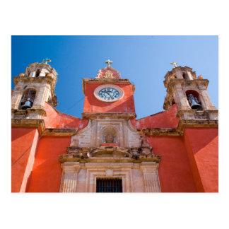 North America, Mexico, Guanajuato. Shrine of Postcard
