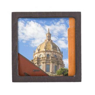 North America, Mexico, Guanajuato state, San 2 Jewelry Box
