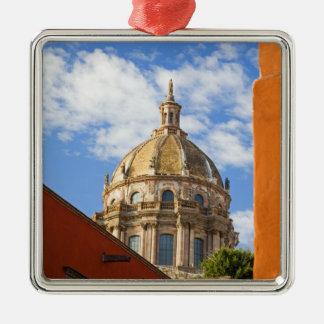 North America, Mexico, Guanajuato state, San 2 Metal Ornament