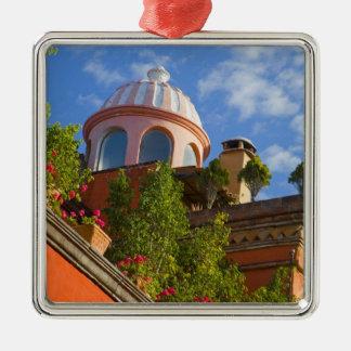 North America, Mexico, Guanajuato state, San 4 Metal Ornament
