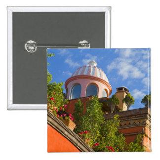 North America, Mexico, Guanajuato state, San 4 Pinback Button