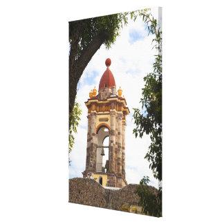 North America, Mexico, Guanajuato state, San 5 Canvas Print