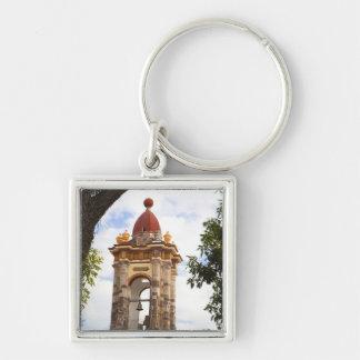 North America, Mexico, Guanajuato state, San 5 Key Chain