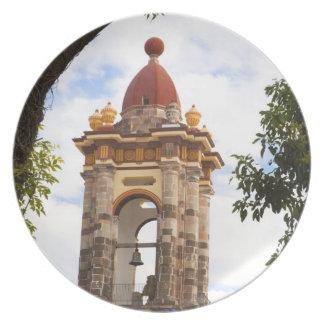 North America, Mexico, Guanajuato state, San 5 Melamine Plate