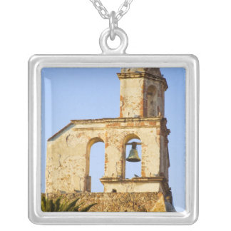 North America, Mexico, Guanajuato state, San Silver Plated Necklace