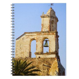 North America, Mexico, Guanajuato state, San Spiral Notebook