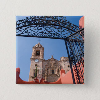 North America, Mexico, Guanajuato State. The Button