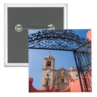North America, Mexico, Guanajuato State. The Button