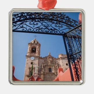 North America, Mexico, Guanajuato State. The Metal Ornament