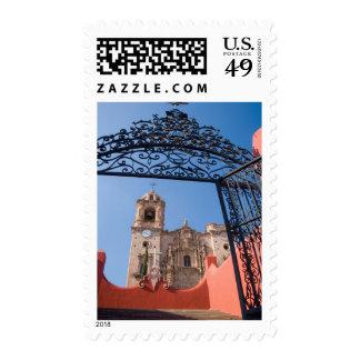North America, Mexico, Guanajuato State. The Postage Stamp