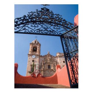 North America Mexico Guanajuato State The Postcards