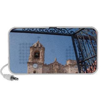 North America, Mexico, Guanajuato State. The Mini Speaker