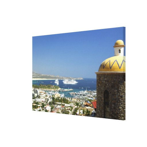 North America, Mexico, State of Baja California 2 Stretched Canvas Prints