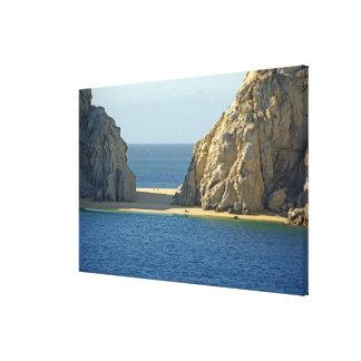 North America, Mexico, State of Baja California Canvas Print