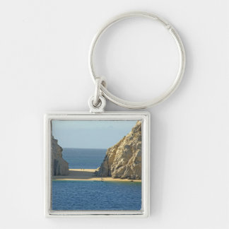 North America, Mexico, State of Baja California Keychain