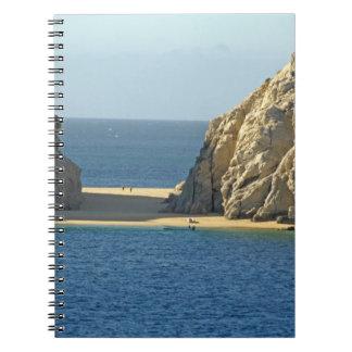 North America, Mexico, State of Baja California Note Books