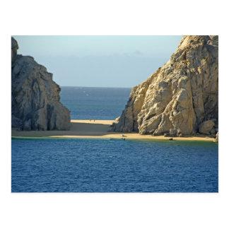 North America, Mexico, State of Baja California Postcard