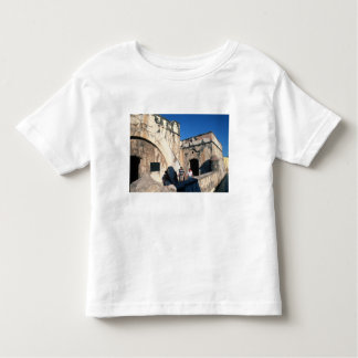 North America, Mexico, Veracruz. San Juan Ulua Toddler T-shirt