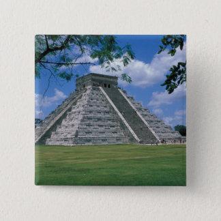 North America, Mexico, Yucatan Peninsula, 2 Button