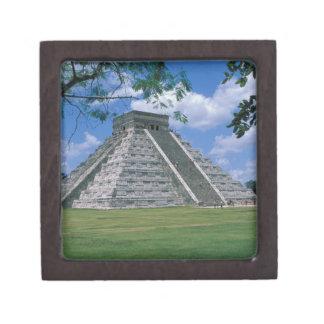 North America, Mexico, Yucatan Peninsula, 2 Jewelry Box
