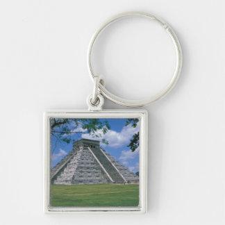 North America, Mexico, Yucatan Peninsula, 2 Keychain