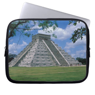 North America, Mexico, Yucatan Peninsula, 2 Laptop Computer Sleeve