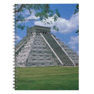 North America, Mexico, Yucatan Peninsula, 2 Notebook