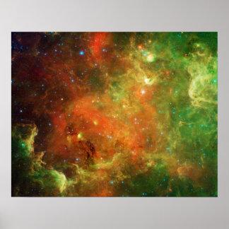 North America Nebula 20 x 14 Poster