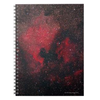 North America Nebula and Pelican Nebula 2 Notebook