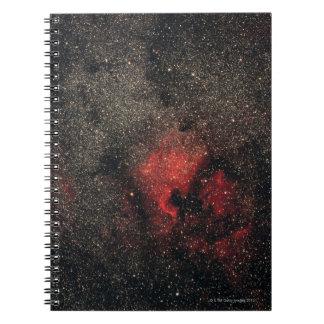 North America Nebula and Pelican Nebula Notebook