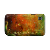 North America Nebula Samsung Galaxy Cover