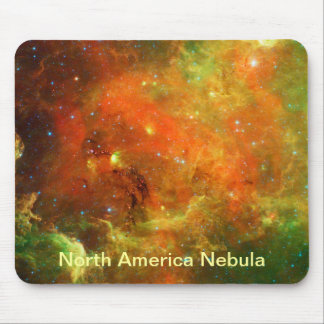 North America Nebula Mouse Pad
